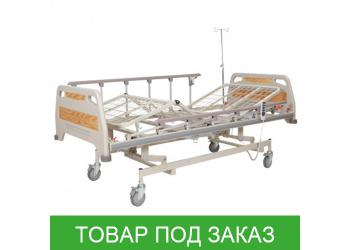 Кровать медицинская OSD-91EU с электроприводом, 4 секции