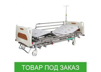Кровать медицинская механическая OSD-9017 с регулировкой высоты, 4 секции
