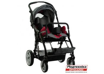 Детская инвалидная коляска OSD-MK2218 для детей с ДЦП