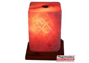 Солевая лампа Китайский фонарик 2,5 кг