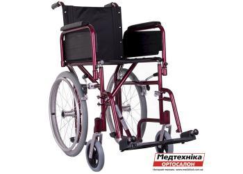 Инвалидная коляска OSD-NPR20-40 Slim для узких проемов