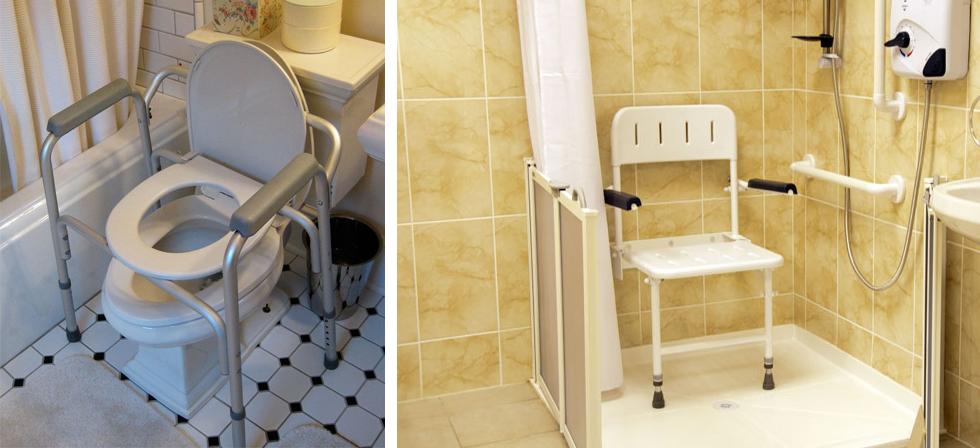 Инвалидный стул-туалет