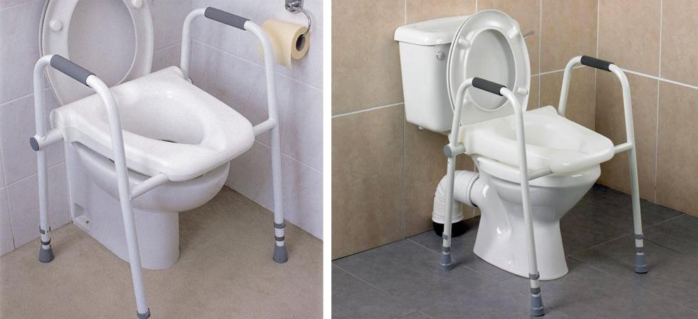 Кресло-туалет для инвалида и пожилого человека