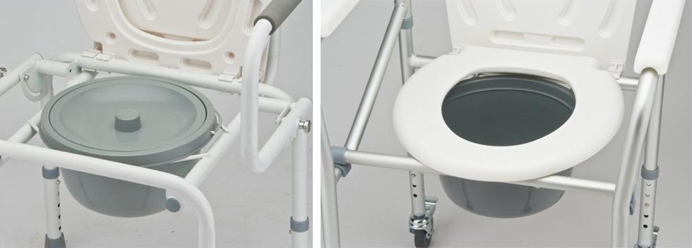 Выбор туалетного стула для пожилого