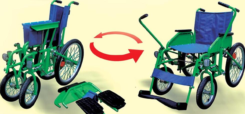 Рычажные инвалидные кресла