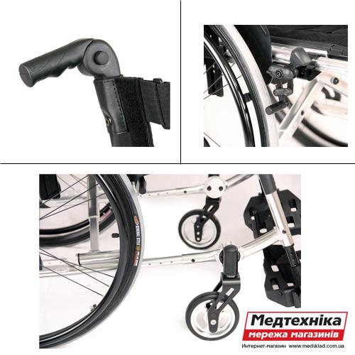 Инвалидная коляска OSD «ADJ» medsklad.com.ua