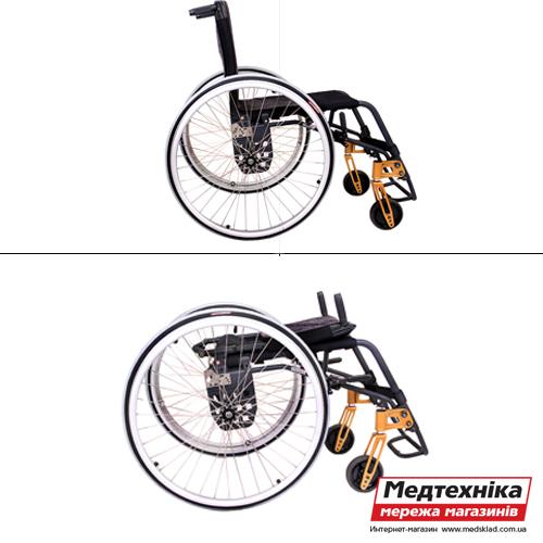 Активная инвалидная коляска OSD Etac Elite medsklad.com.ua