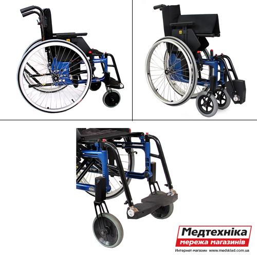 Активная коляска для инвалидов Etac Cross, OSD medsklad.com.ua