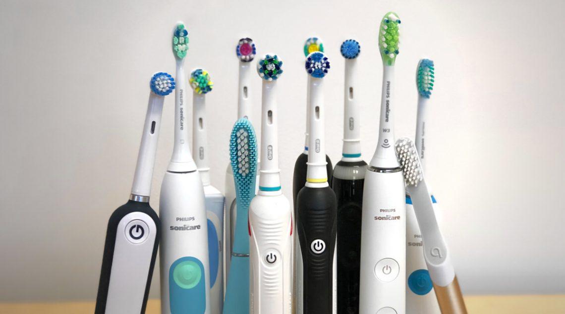 Электрическая зубная щётка купить Киев, Днепр, Харьков