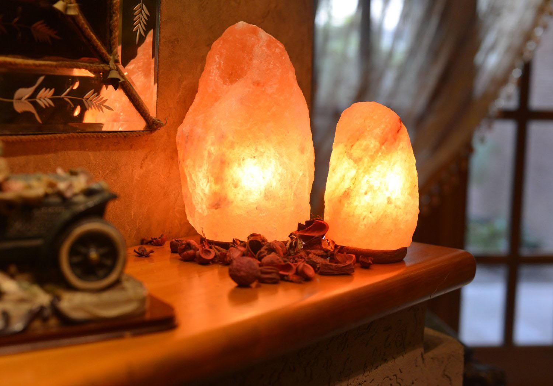 Соляные лампы купить