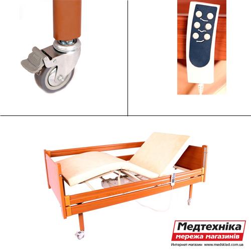 Кровать OSD-91Е medsklad.com.ua