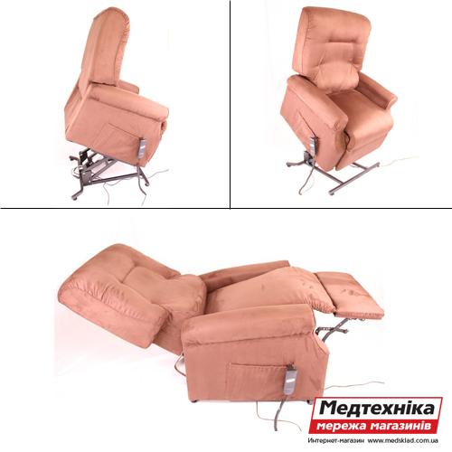Подъемное кресло-реклайнер SIRENELLA medsklad.com.ua