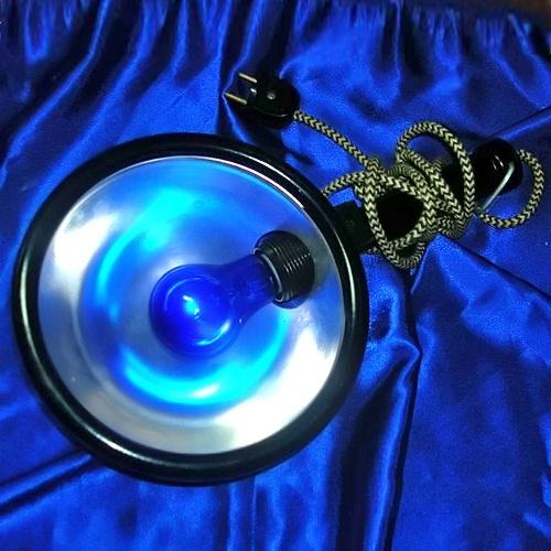 Купить синюю лампу в Днепре, Киеве, Харькове