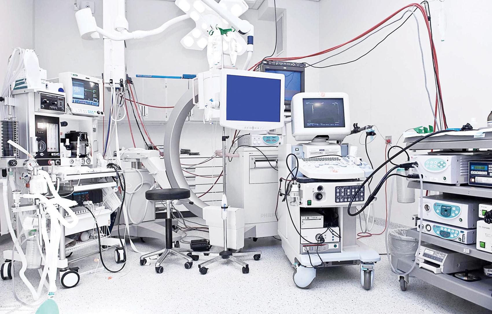 Медицинское оборудование для больниц купить