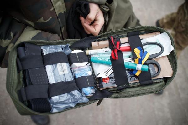 Купить военную аптечку в Днепре, в Киеве, в Харькове недорого