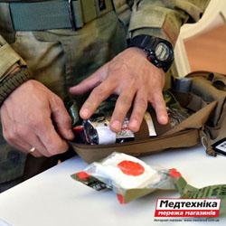 Военная аптечка на medsklad.com.ua