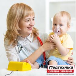 Компрессорные ингаляторы для детей