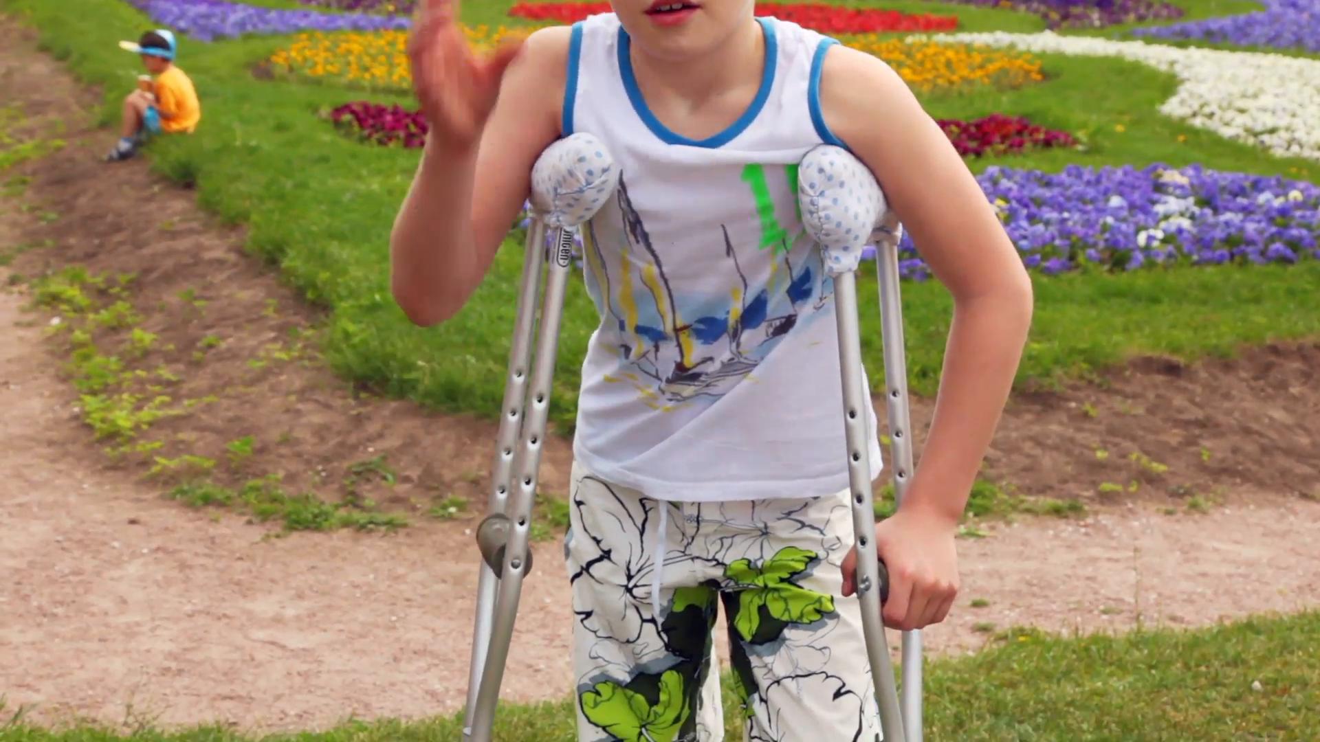 Где купить детские костыли в Днепре, в Киеве, в Харькове недорого