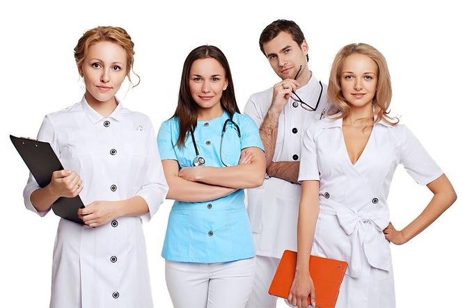 Медицинские халаты купить