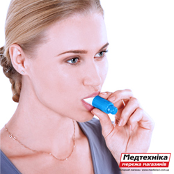 Дыхательный тренажер medsklad.com.ua