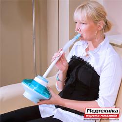 купить дыхательный тренажер