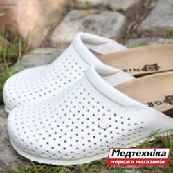 Медицинская ортопедическая обувь для врачей