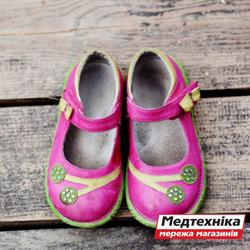Ортопедическая обувь для девочек