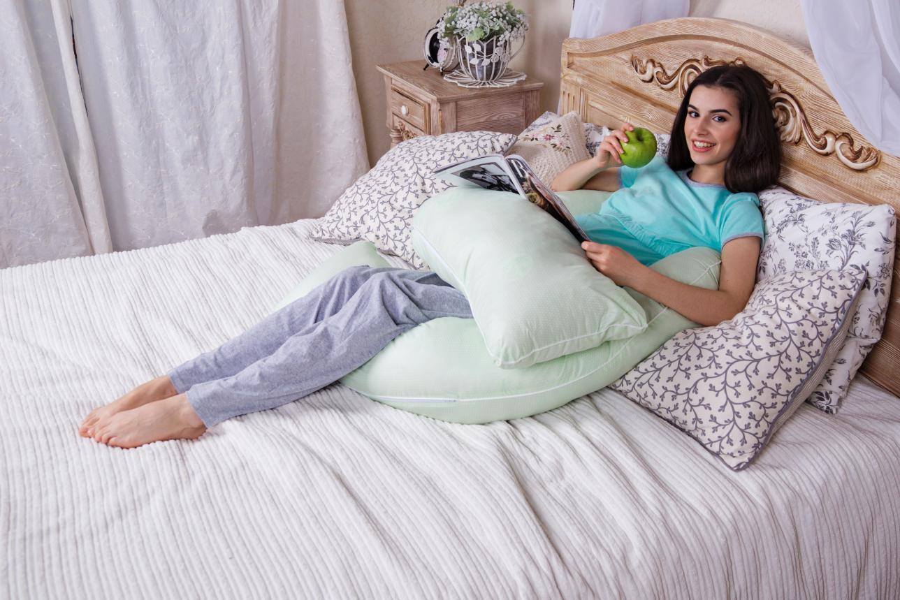 Подушки для беременных отзывы