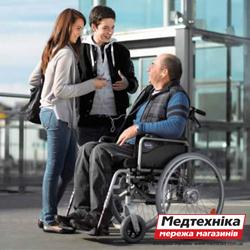 Облегченные инвалидные коляски
