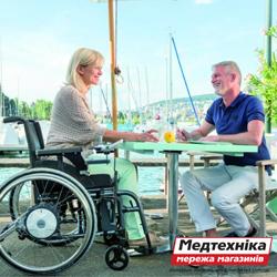 Усиленные инвалидные коляски
