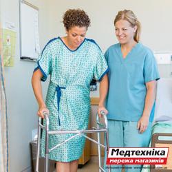 Фиксированные ходунки для инвалидов