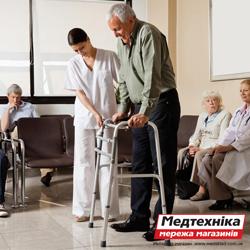 Шагающие ходунки для инвалидов