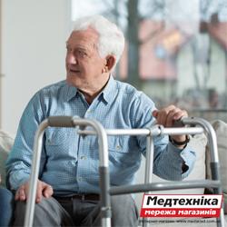 Складные ходунки для инвалидов