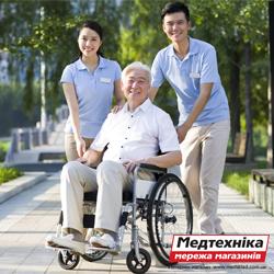 Инвалидные коляски в Запорожье