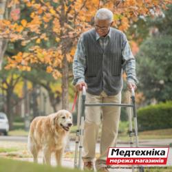 Ходунки для инвалидов в Киеве