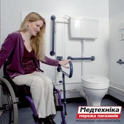 Инвалидные коляски с санитарным оснащением