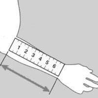 эластичный бандаж на голеностоп детский