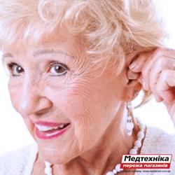 Триммерные слуховые аппараты medsklad.com.ua