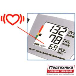 Тонометры с индикатором аритмии
