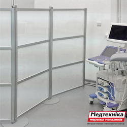 Ширма медицинская medsklad.com.ua